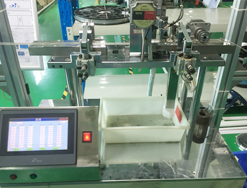 14 automatic inspection machines